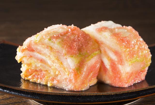 辛子明太子 鳴海屋の看板商品「白菜めんたい」先行予約販売開始