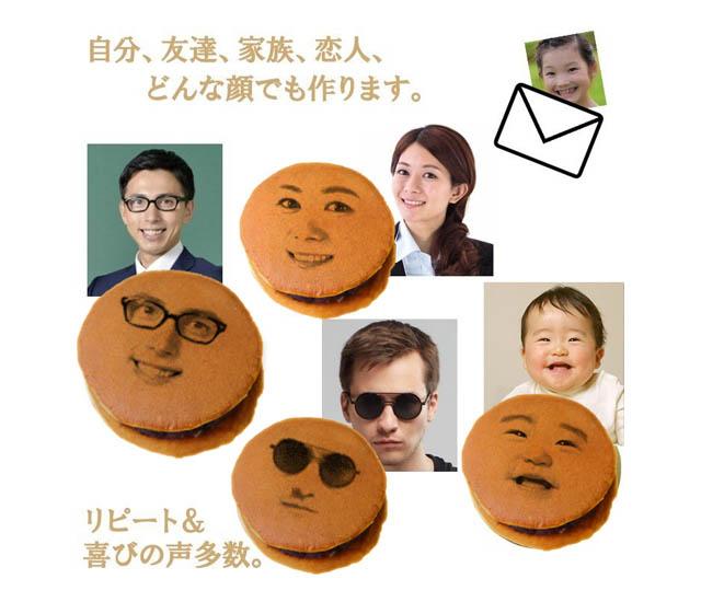 笑顔を届ける敬老の日ギフト「顔どら焼き」販売累計4万個突破