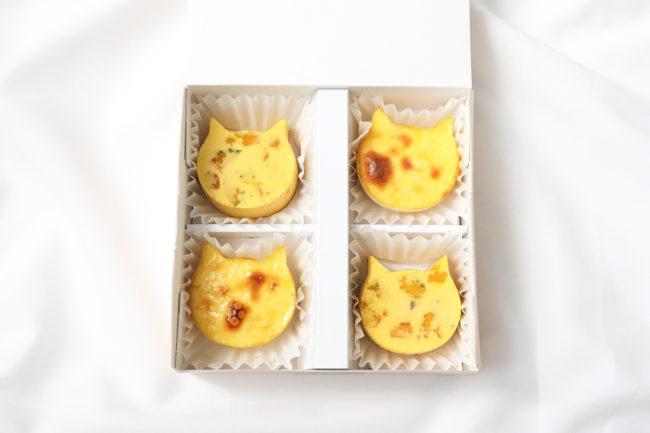 ねこねこチーズケーキから秋季限定の「にゃんチー かぼちゃ」発売へ
