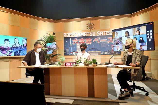 画像の提供:NHK福岡放送局