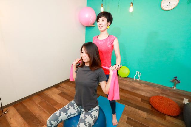 天神南にひっそりと構える女性専用 スタジオ「Ricoro studio」4周年キャンペーン