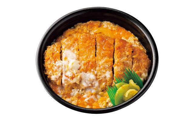 ロースかつ丼 通常価格490円 → 特別価格390円