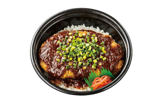 ねぎ味噌かつ丼 通常価格520円 → 特別価格420円