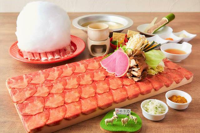 栄養素豊富なラム肉・牛タンしゃぶしゃぶ食べ放題「めり乃 博多店」オープンへ